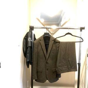 J.Crew Ludlow Tweed Suit